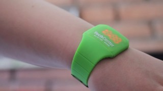 Touch Activated Sports Watch